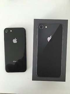 Iphone 8 with proof of purchase