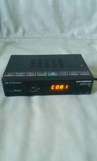 Hyundai HYST-101 HD TV receiver