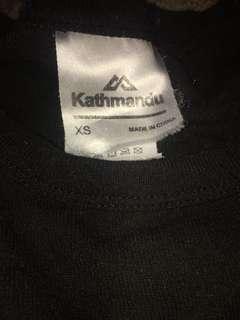 Kathmandu thermal XS