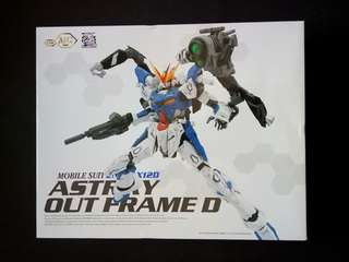 DRAGON MOMOKO MG 1/100 ASTRAY OUTFRAME D