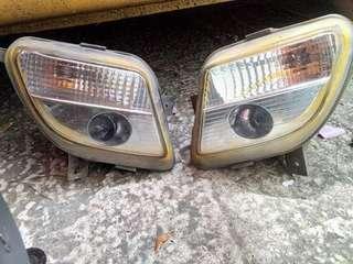 Fog lamp Waja campro 1.6