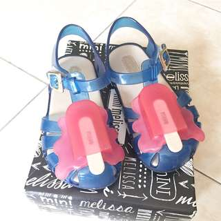 PL MM Aranha VIII Popsicle Blue/Pink Sz8 Bought BN 950 +sf