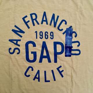 GAP Cotton Shirt (Brand new with packaging!)