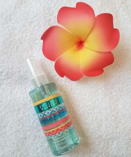 Bath & Body Works Endless Weekend Fragrance Mist