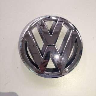 Volkswagen GTi MK6 front grille emblem