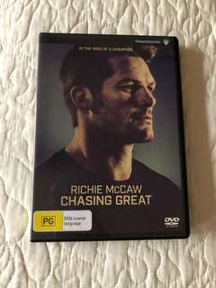 Richie McCaw Chasing Great