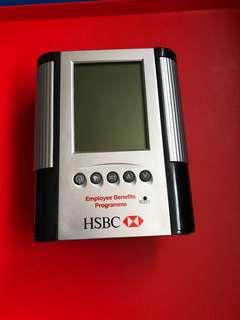 HSBC VIP 客戶筆筒