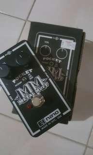 EHX nano Metal Muff