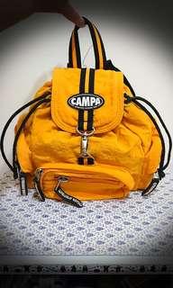 時尚運動登山後背包*有多個拉鏈袋