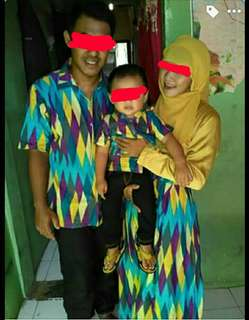Couple familly