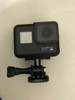 GoPro Hero 6 (brand new, unbox)