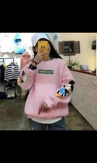 Minnie Mouse Sweatshirt Jacket - COD