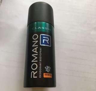 Romano男士止汗劑