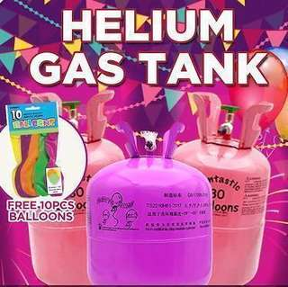 $32 only! Helium Tank WITH Balloons