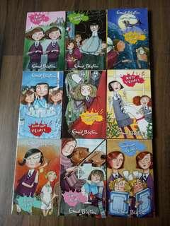 Children's Book Series: Enid Blyton's St Clare's Series