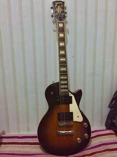 Gitar Gibson Custom