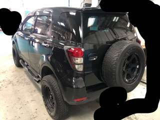 Toyota rush swap part / first come first served