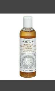 契爾氏 kiehl's 金盞花植物精華化妝水