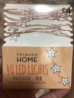 40 LED lights