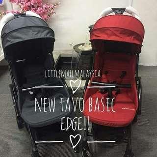 TAVO BASIC EDGE 2018