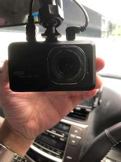 Car Camera Dual Lens