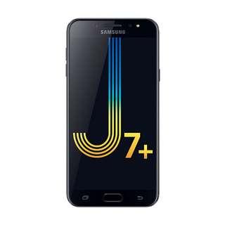 PROMO Samsung J7+ di Erafone BIP