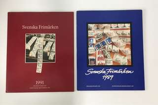 Sweden Stamps Year Collection - offer
