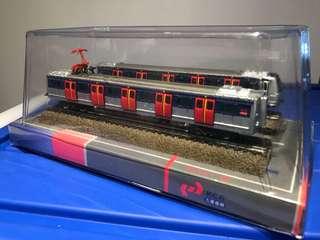 KCR 九廣鐵路1:120 模型