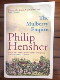 🆕English Novel: The Mulberry Empire