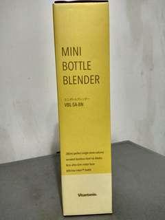 Mini bottle blender