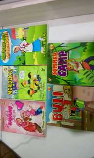 5 Novels for rm20