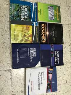 Engineering and Programming Textbooks