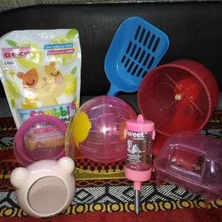 Peralatan / Aksesoris Hamster