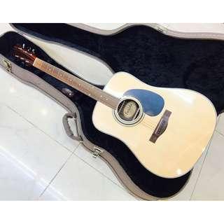 Farida D-16 西提卡雲杉木面單民謠吉他 紫檀木側背板