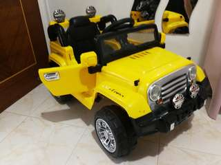 Kids Electric Jeep