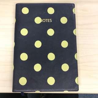 Cath Kidston 真皮 Note Book