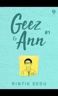 Gezz & Ann #1 By Rintik Sedu