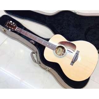 Farida R-52 德國雲杉全單板民謠吉他