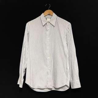 AGNÈS B. HOMME PARIS Linen Thomas Shirt
