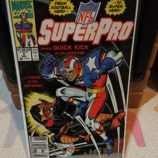 Marvel Comics SuperPro Issue 2