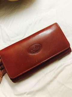 Bonia leather wallet