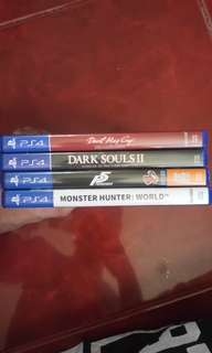 Ps4 games for sale rush