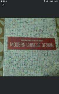 Art and design  Modern Chinese Designs   Inspirations From The East   Page One  Hardcover   Pick Up Hougang Buangkok Mrt
