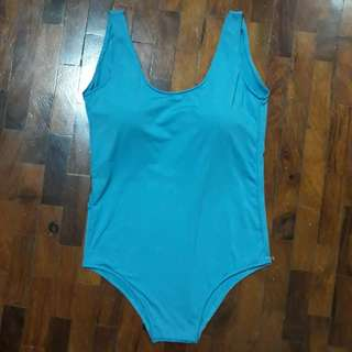 Teal Swimsuit (Vanilla Breeze Clothing)