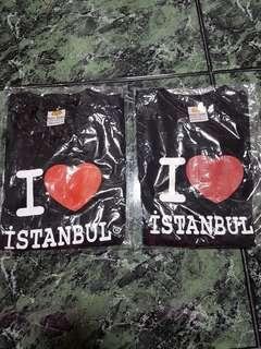 I ❤ Istanbul Tshirt