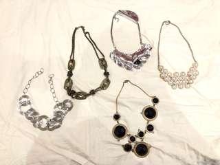 Necklace Set - Kalung Pesta Set (4)