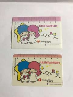 Little Twin Stars 98年 密密傾電話咭