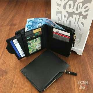 Alex Mini Foldable Wallet