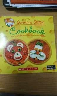 Geronimo stilton cookbook