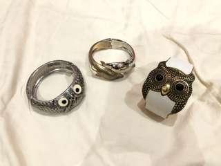 Bracelet Set - Gelang Pesta Set (3)